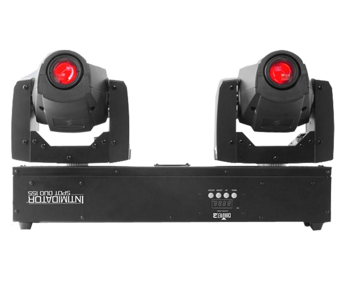 Chauvet Intimidator Spot Duo 155