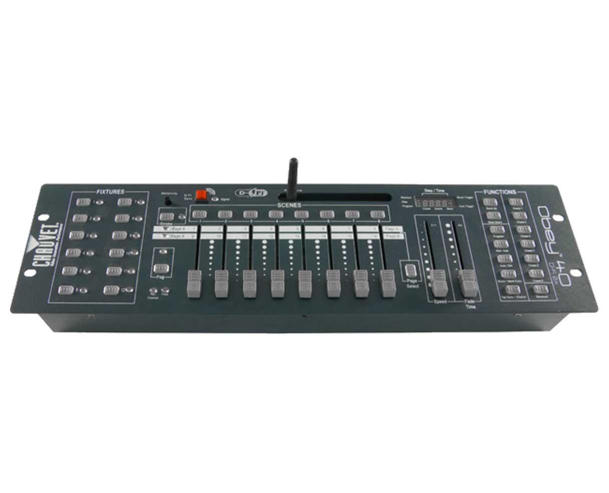 CHAUVET DJ OBEY 40 DFI 2.4