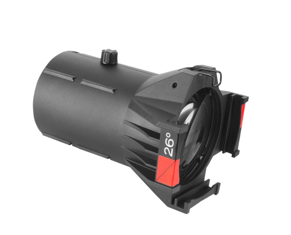 CHAUVET Professional 26 Degree Ovation Ellipsoidal HD Lens Tube