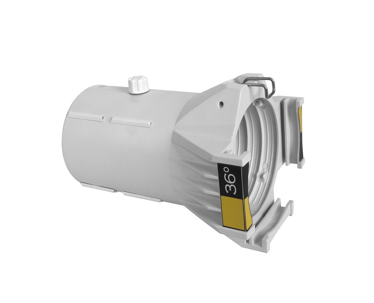 CHAUVET Professional 36 Degree Ovation Ellipsoidal HD Lens Tube (White Housing)
