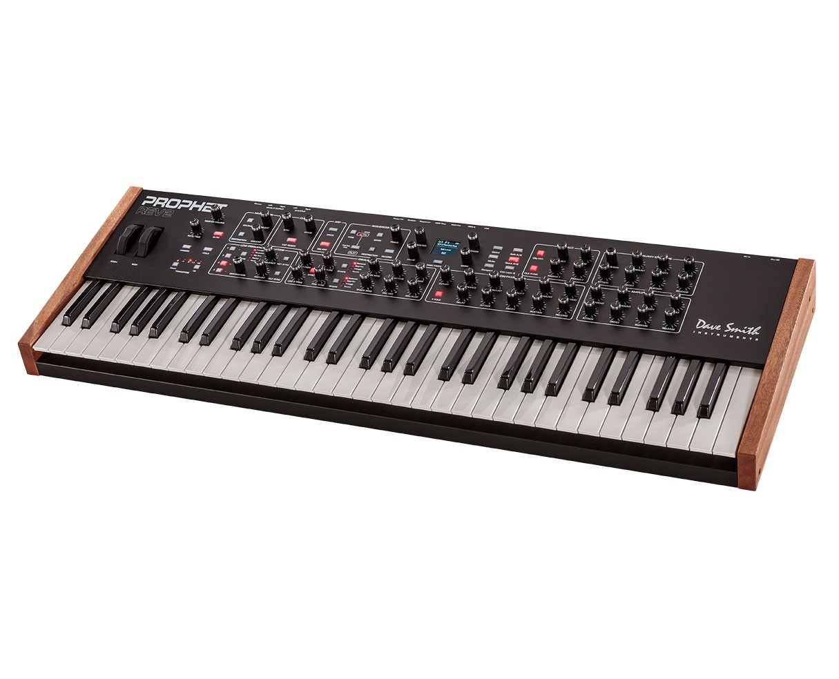 Dave Smith Prophet Rev2 8-Voice Analog Poly Synth