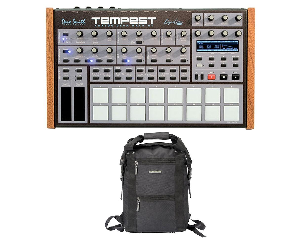 Dave Smith Tempest + Magma MGA47851 Stashpack