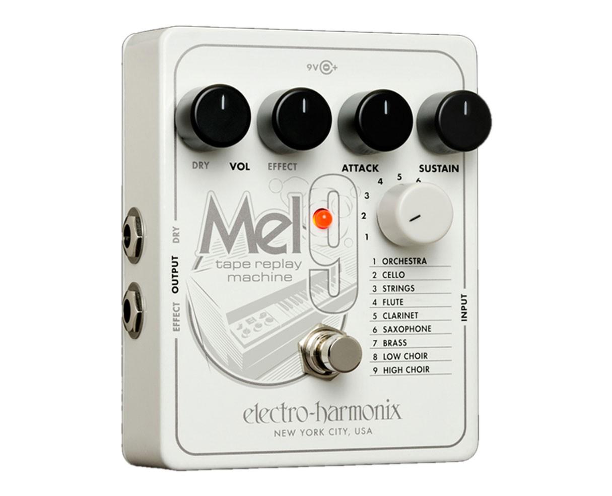 Electro Harmonix Mel9 Mellotron Emulator Pedal