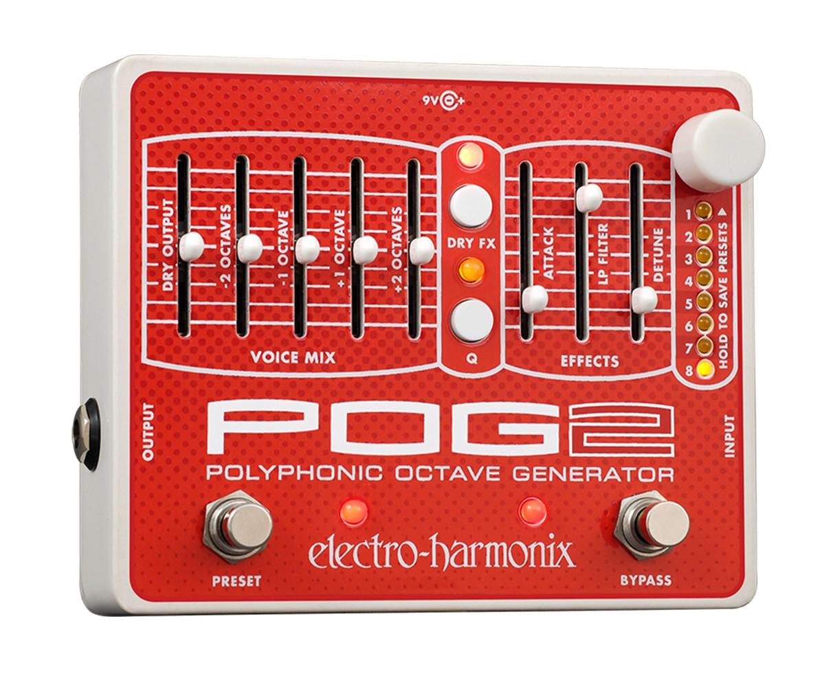 Electro-Harmonix POG2 Pedal