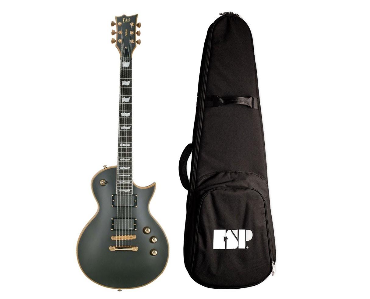 15422a2ad22 ESP LTD EC-1000VB - Vintage Black + ESP Premium Gig Bag