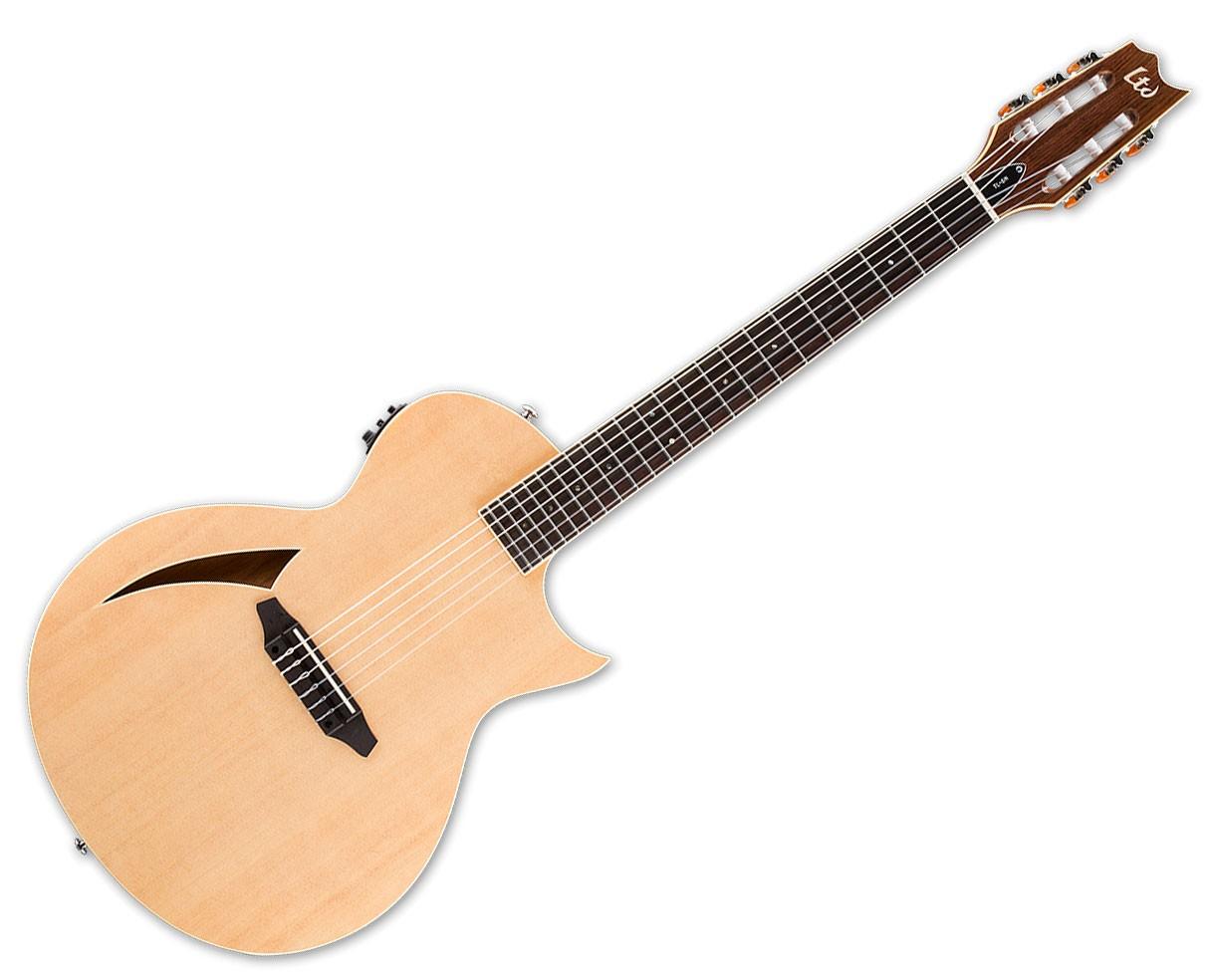 ESP TL-6S Nylon 6-String Acoustic Guitar - Natural