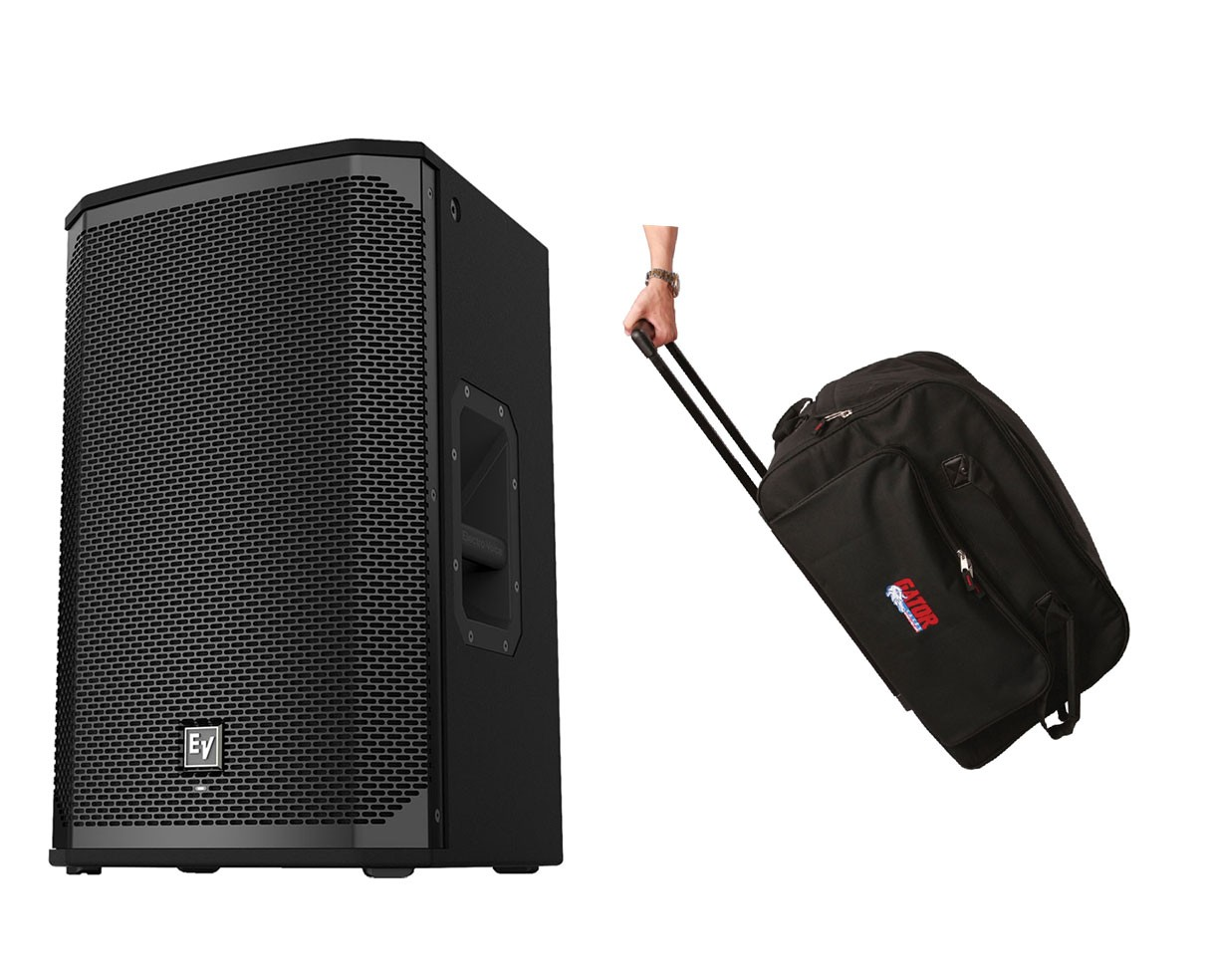 Electro-Voice EKX-12P + Bag