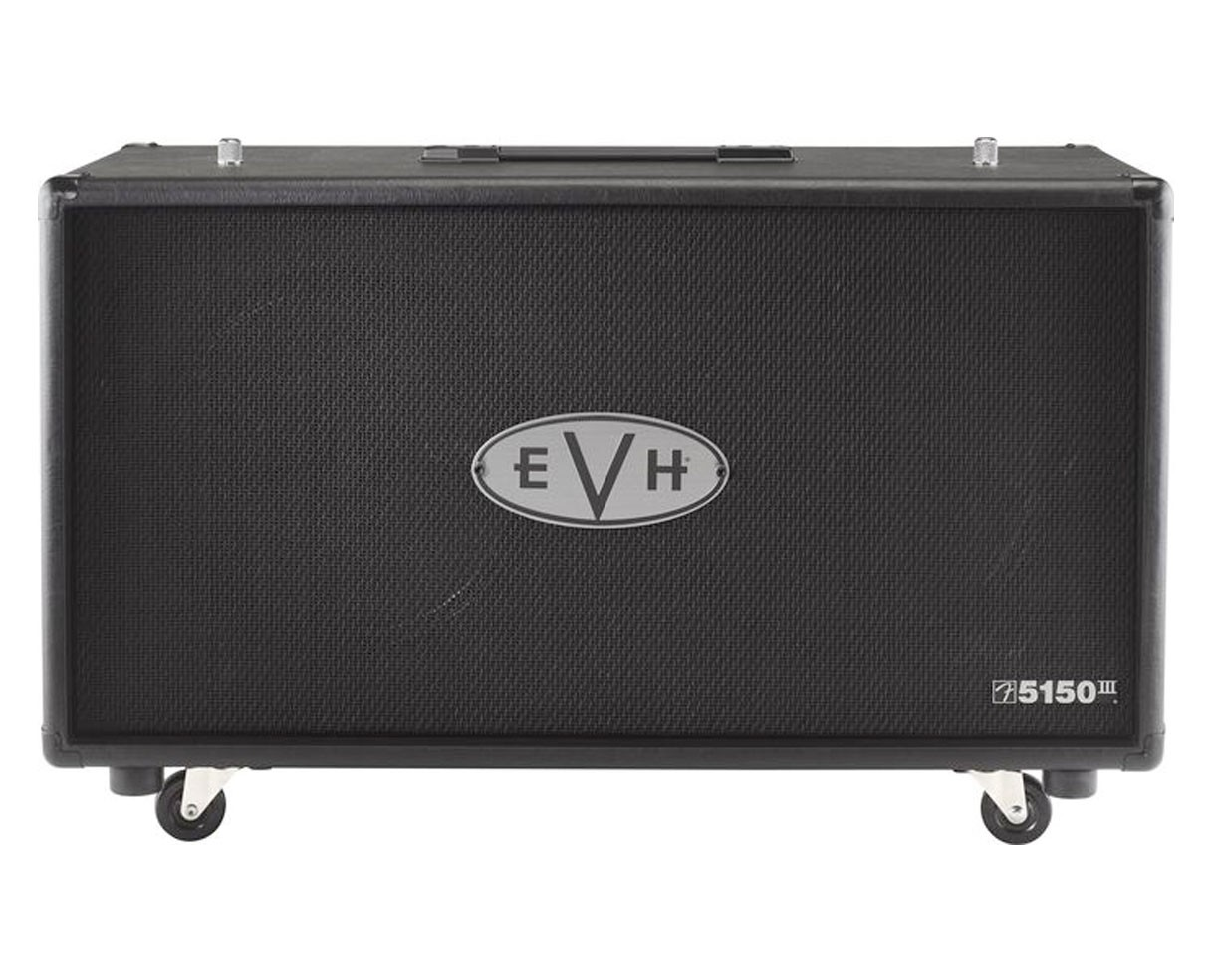 EVH 5150 III 212ST Cabinet - Black