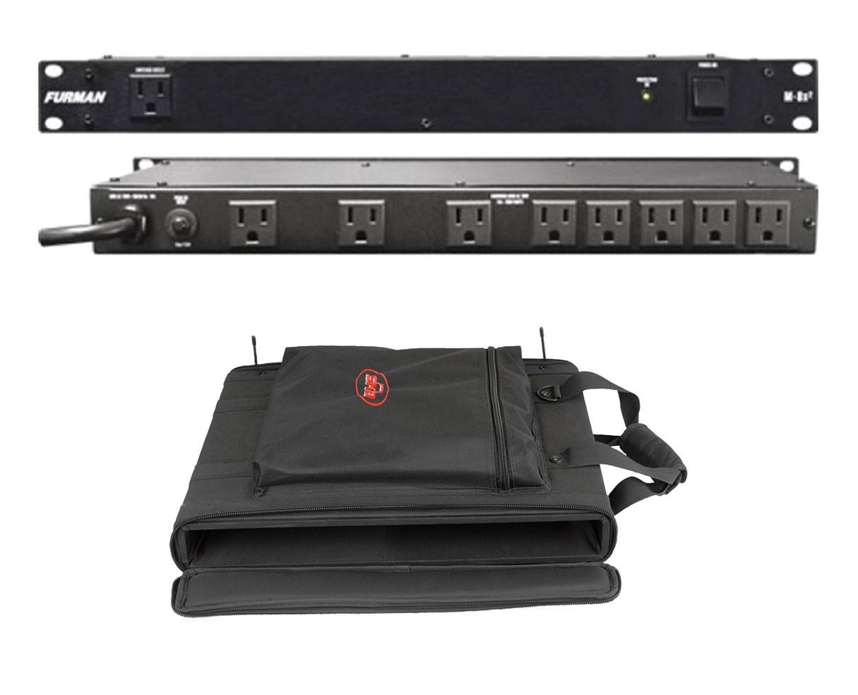 Furman M-8x2 + SKB 1SKB-SC191U