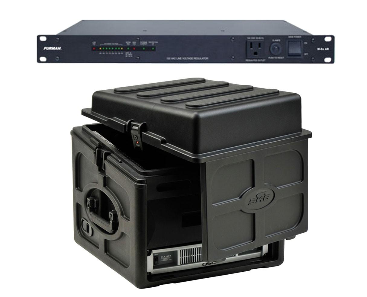 Furman M-8x AR + SKB 1SKB-R106