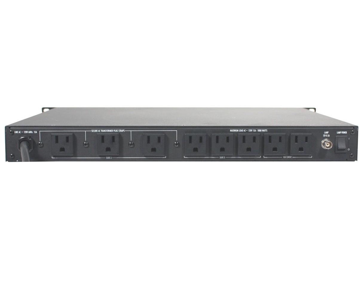 P-1800 PF R POWER CONDITIONER / SURGE SUPPRESSOR