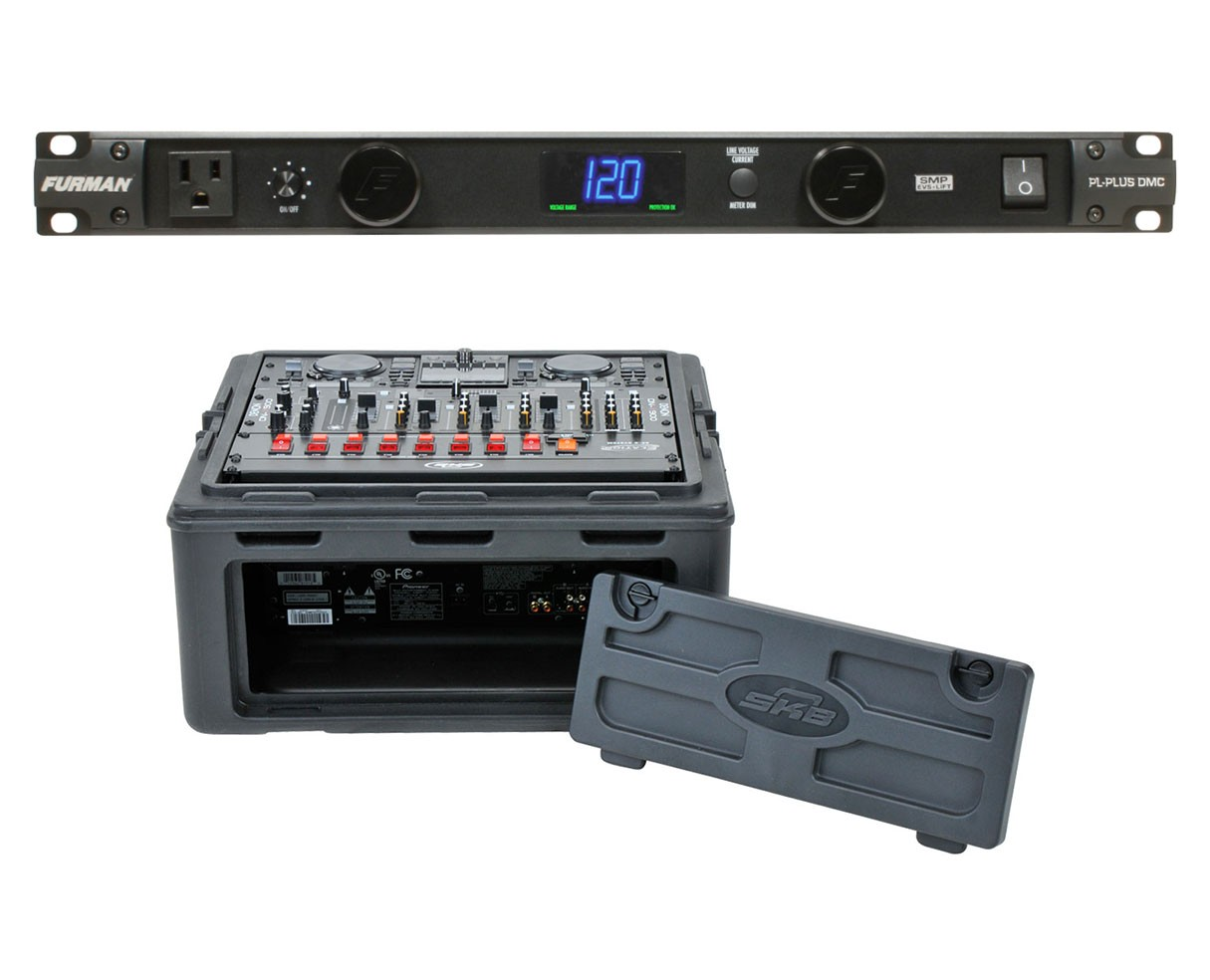 Furman PL-Plus DMC + SKB 1SKB-R102