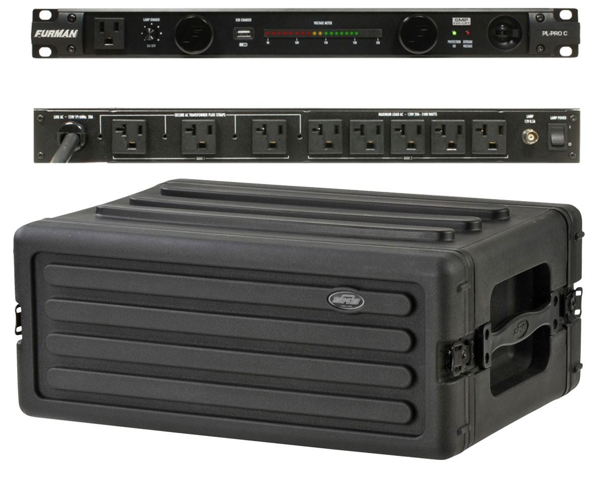 Furman PL-Pro C + SKB 1SKB-R4S