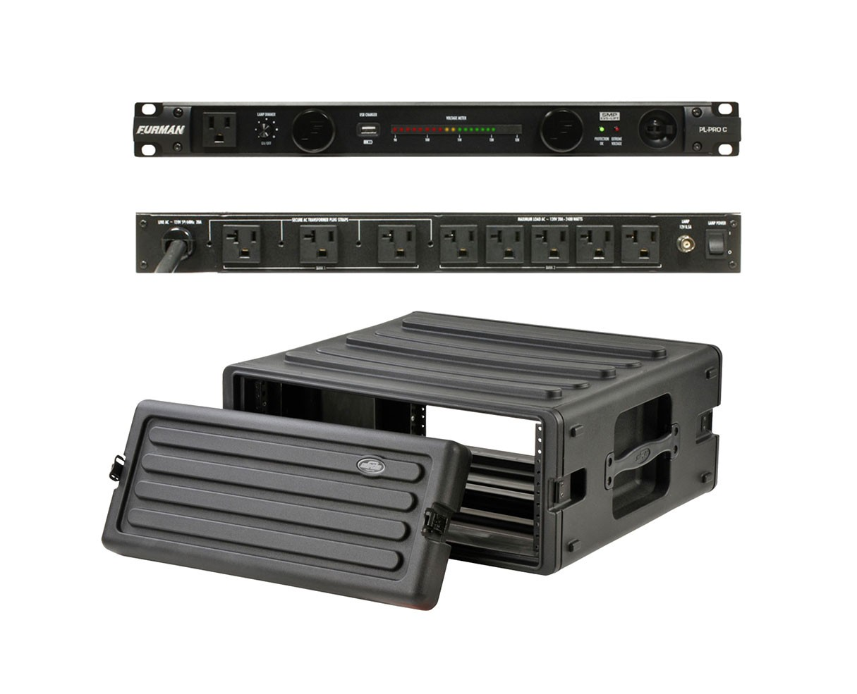 Furman PL-Pro C + SKB 1SKB-R4U