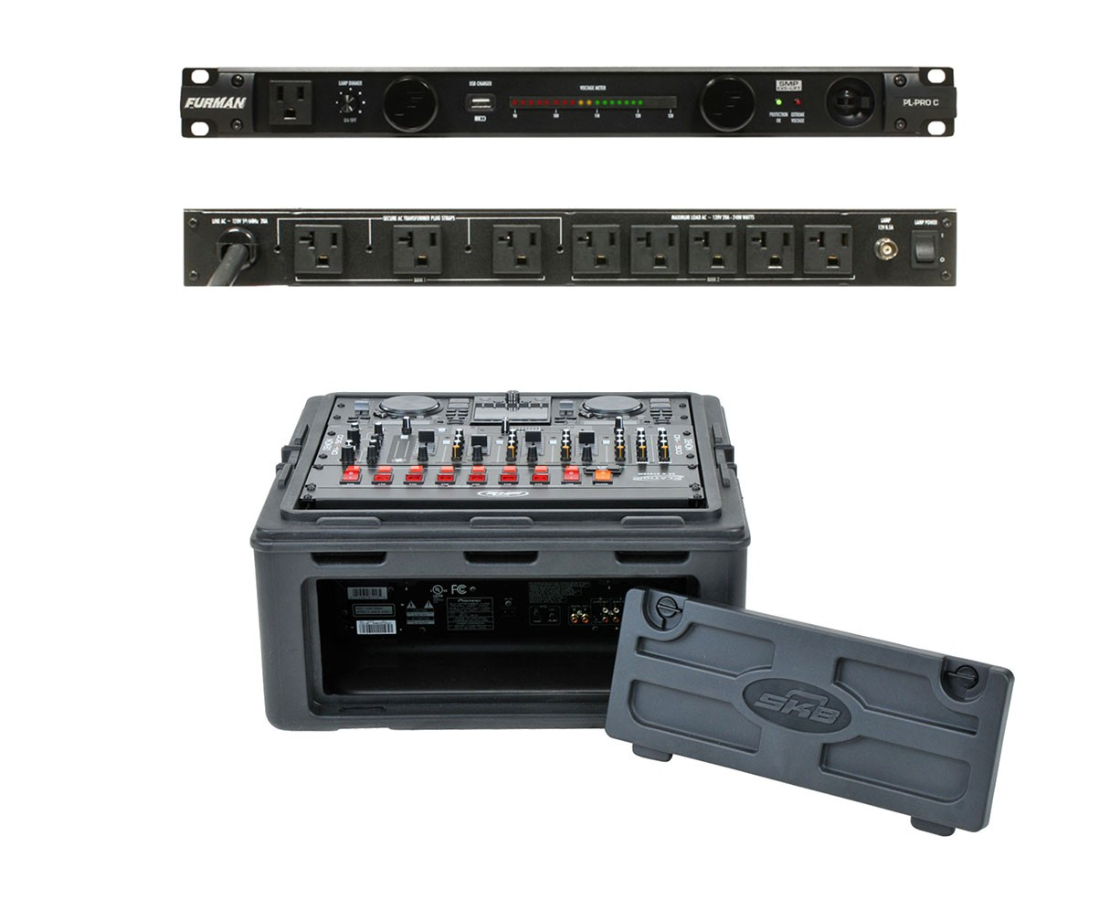 Furman PL-Pro C + SKB 1SKB-R102