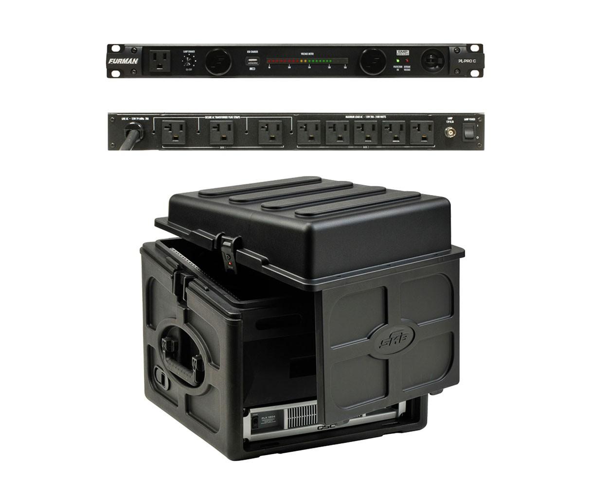 Furman PL-Pro C + SKB 1SKB-R106