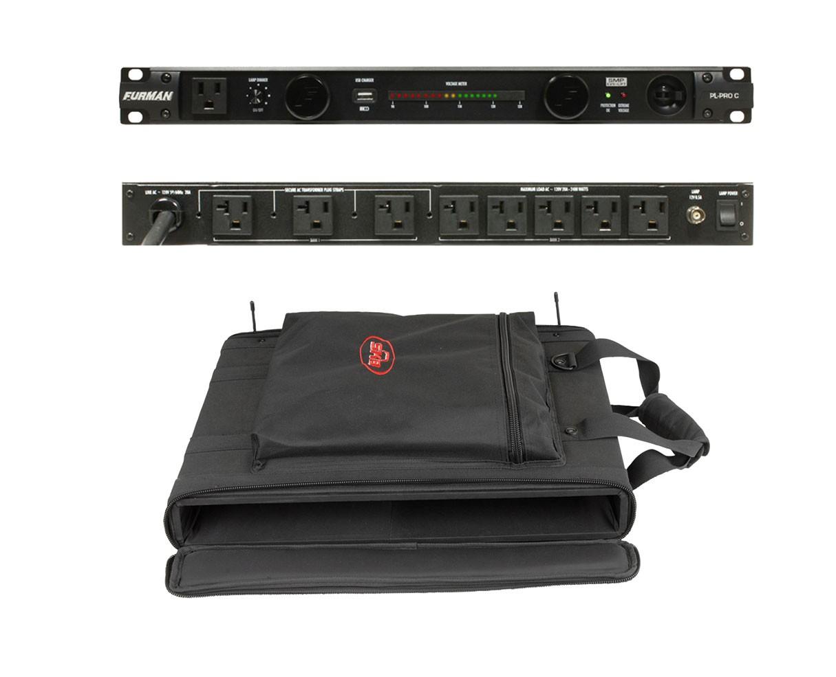 Furman PL-Pro C + SKB 1SKB-SC191U