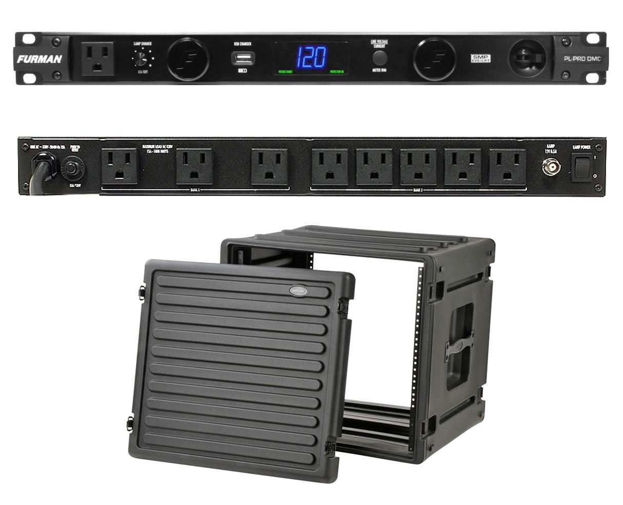 Furman PL-Pro DMC + SKB 1SKB-R10U