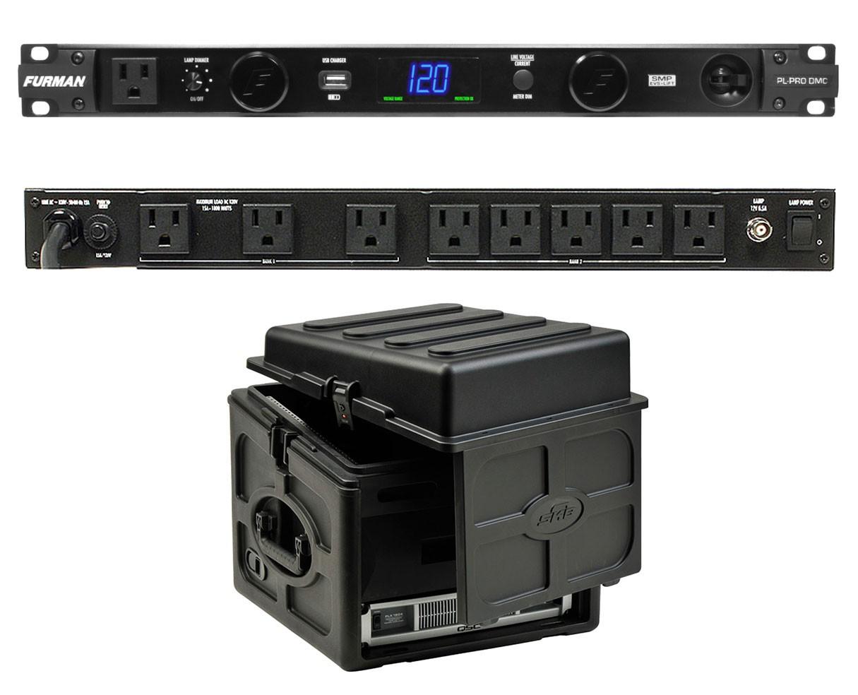 Furman PL-Pro DMC + SKB 1SKB-R106
