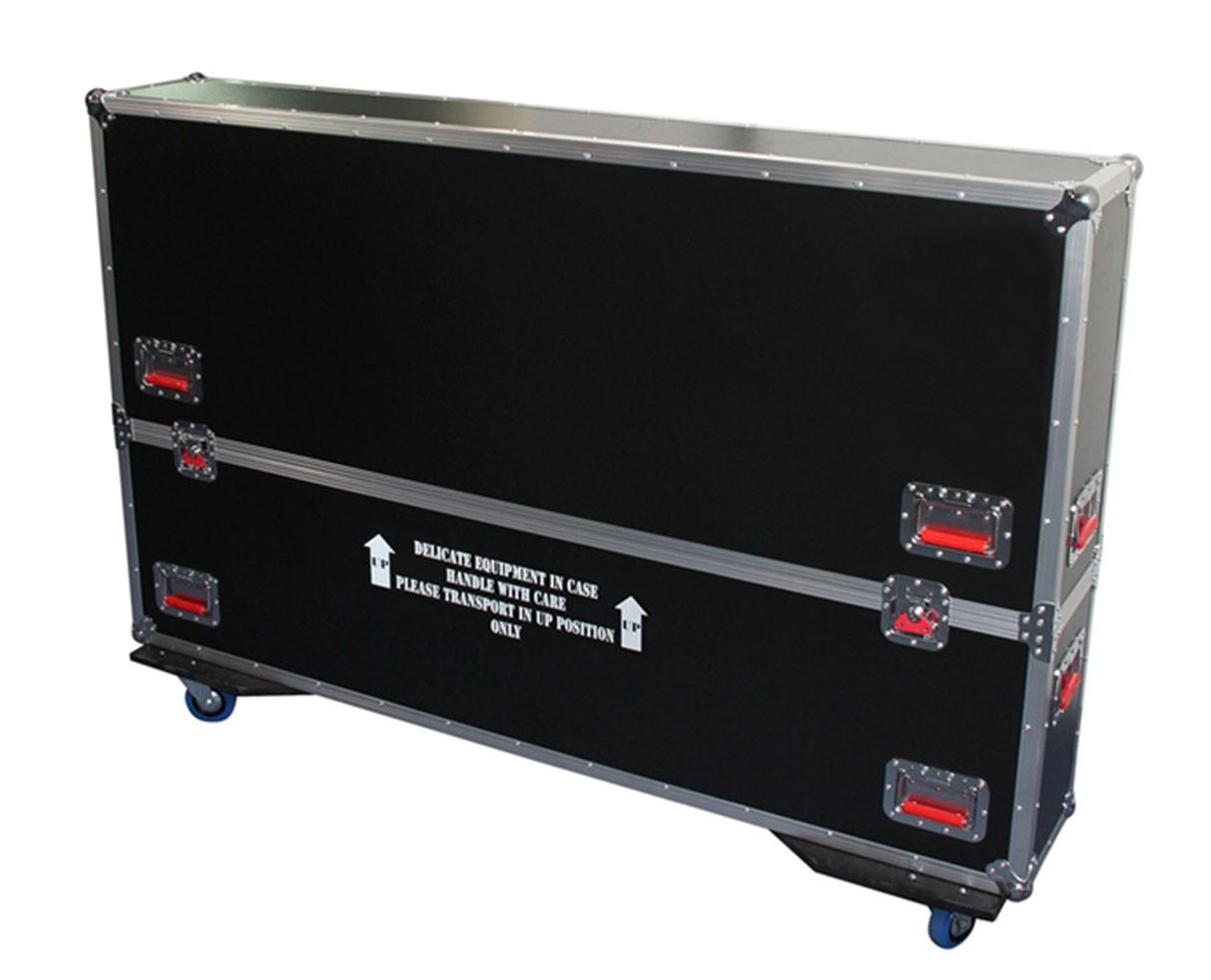 Gator Cases G-TOURLCDV2-6065-X2