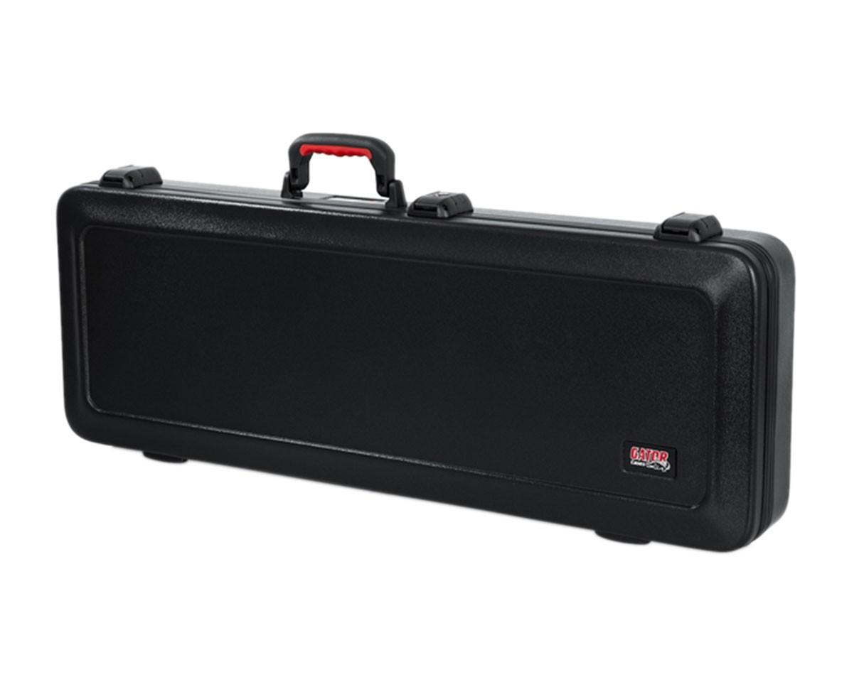 Gator TSA Series ATA Molded Polyethylene Guitar Case for Standard Electric Guitars