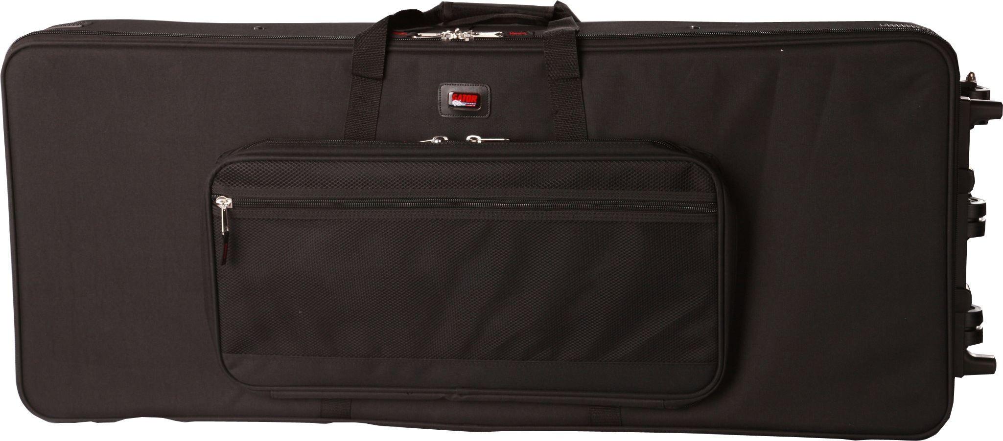 Gator Cases GK88 Keyboard Case w/ Wheels, Extra Slim