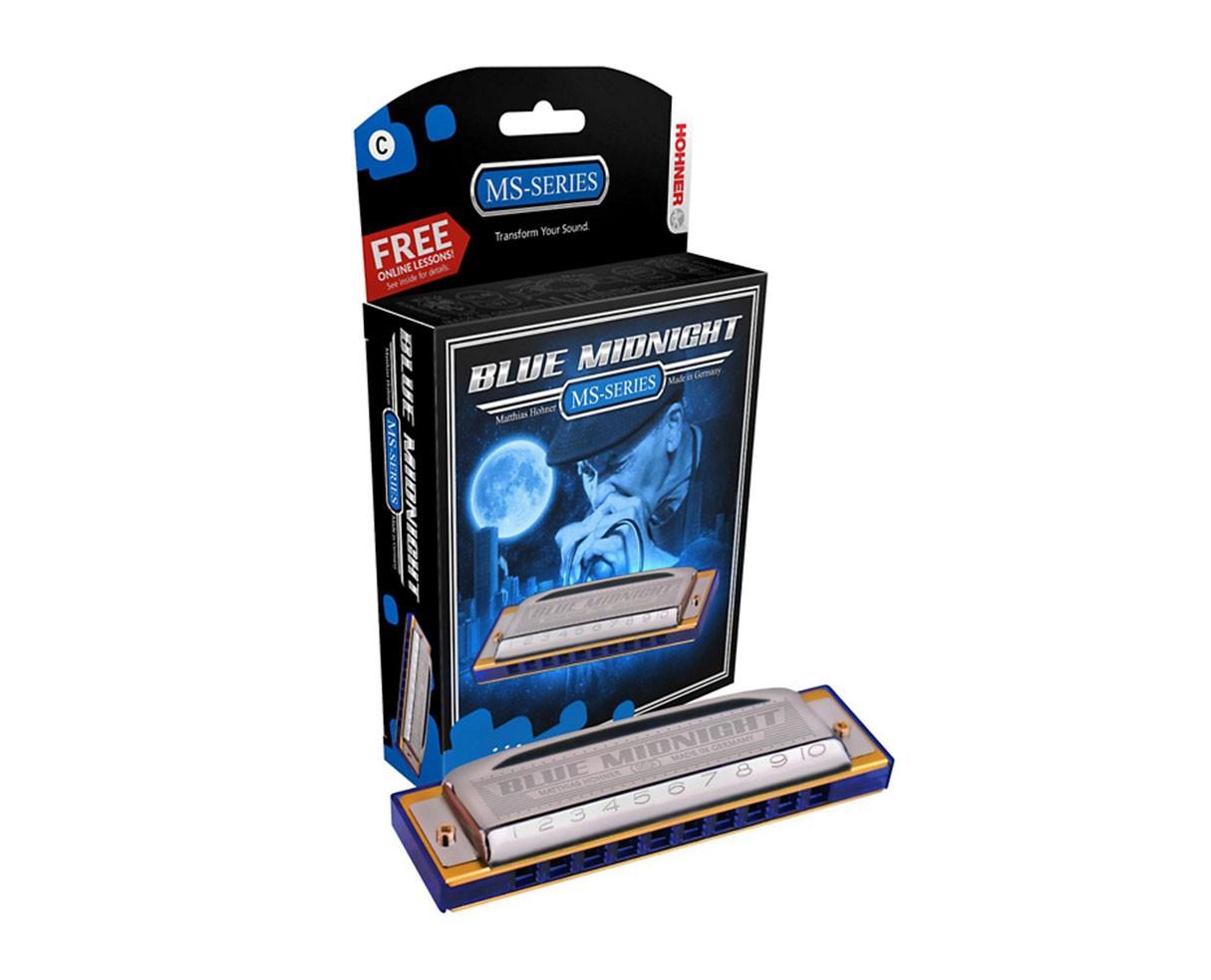 Hohner Blue Midnight 595BX-Bb