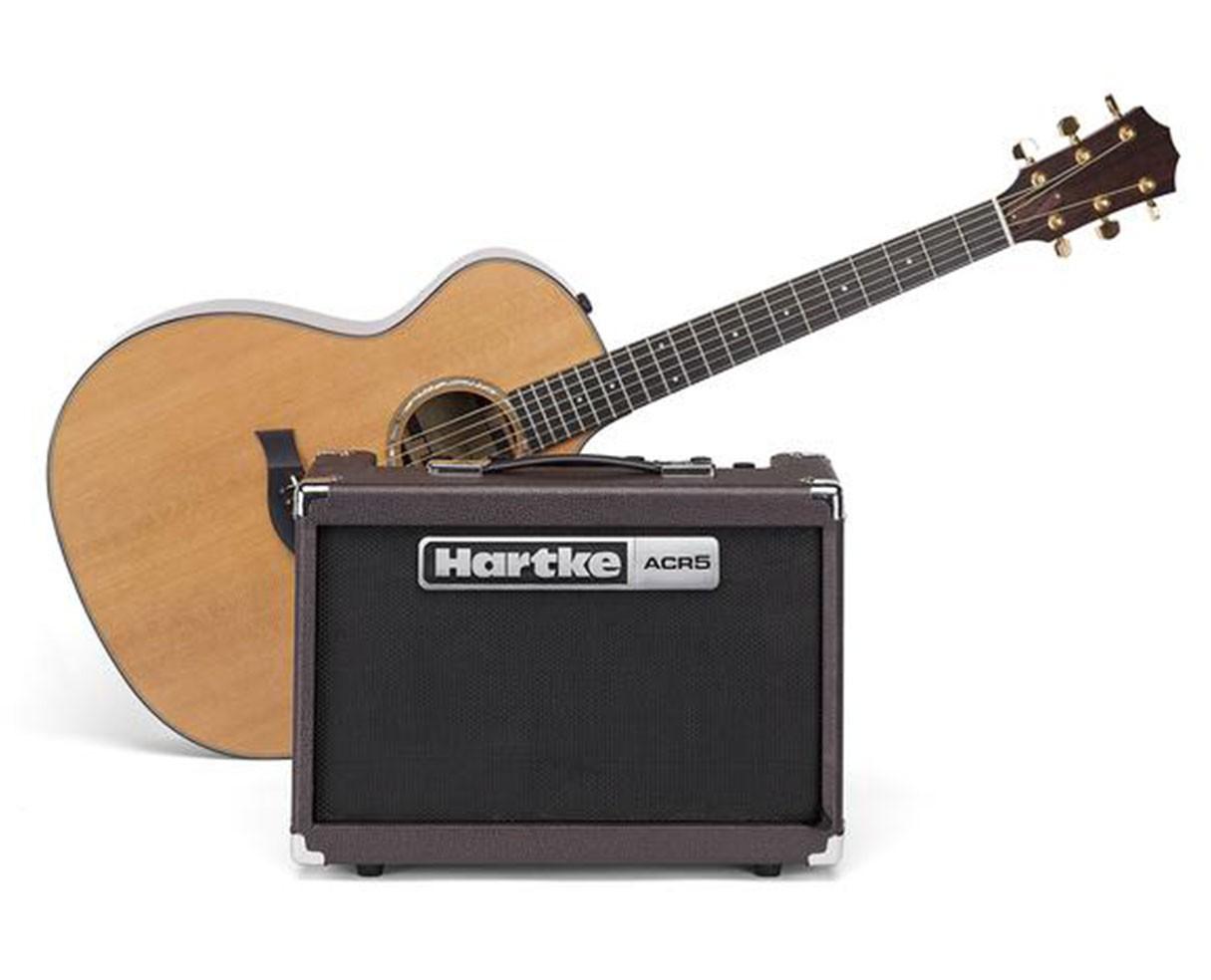 hartke acr5 acoustic guitar amp. Black Bedroom Furniture Sets. Home Design Ideas