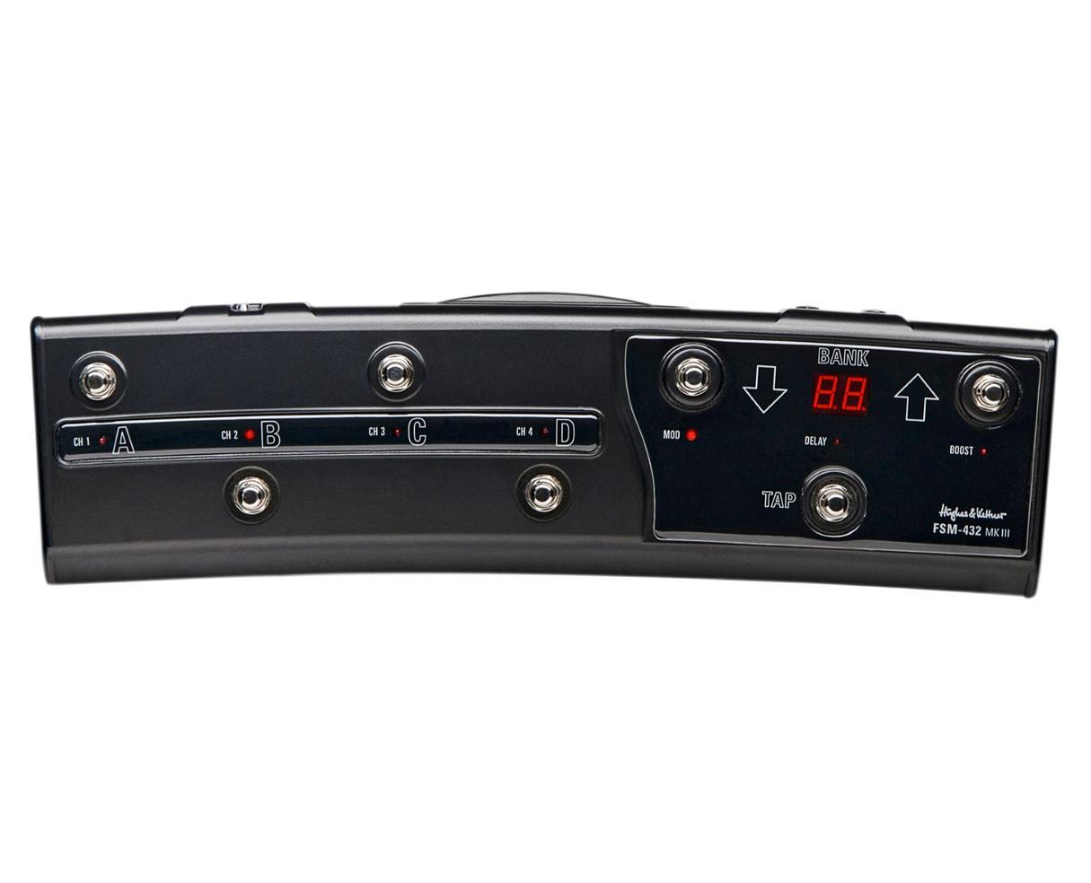 Hughes & Kettner FSM-432 MKIII Midi Footswitch