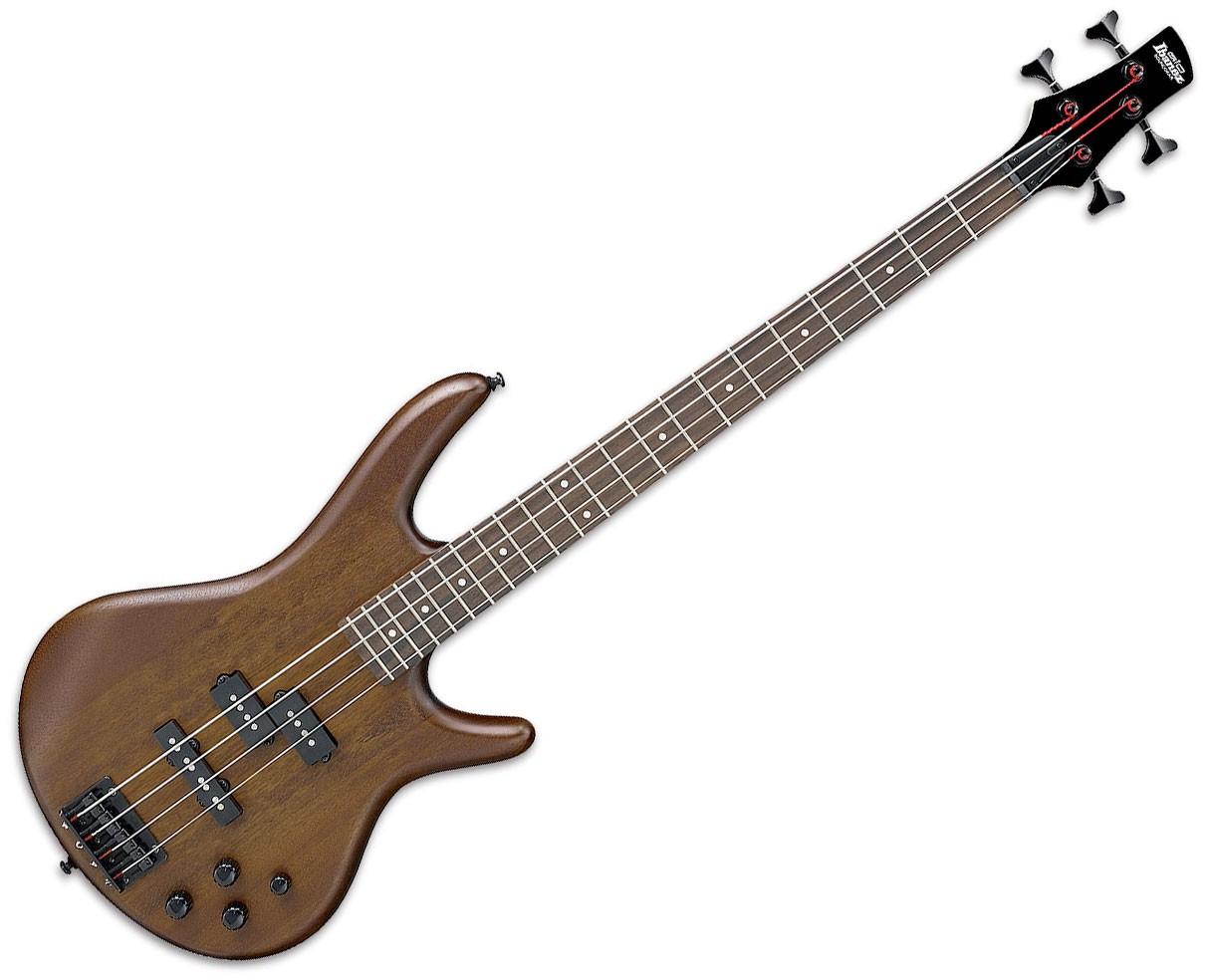Ibanez GSR200B GSR Series 4-String Bass Guitar - Walnut Flat