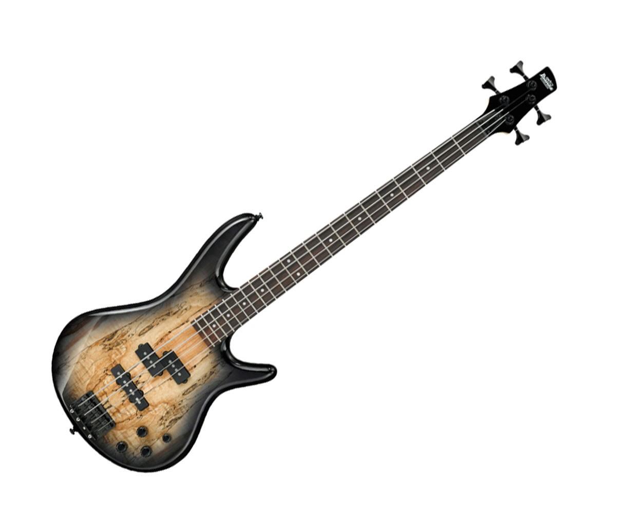 Ibanez GSR200SM Electric Bass Guitar - Natural Gray Burst