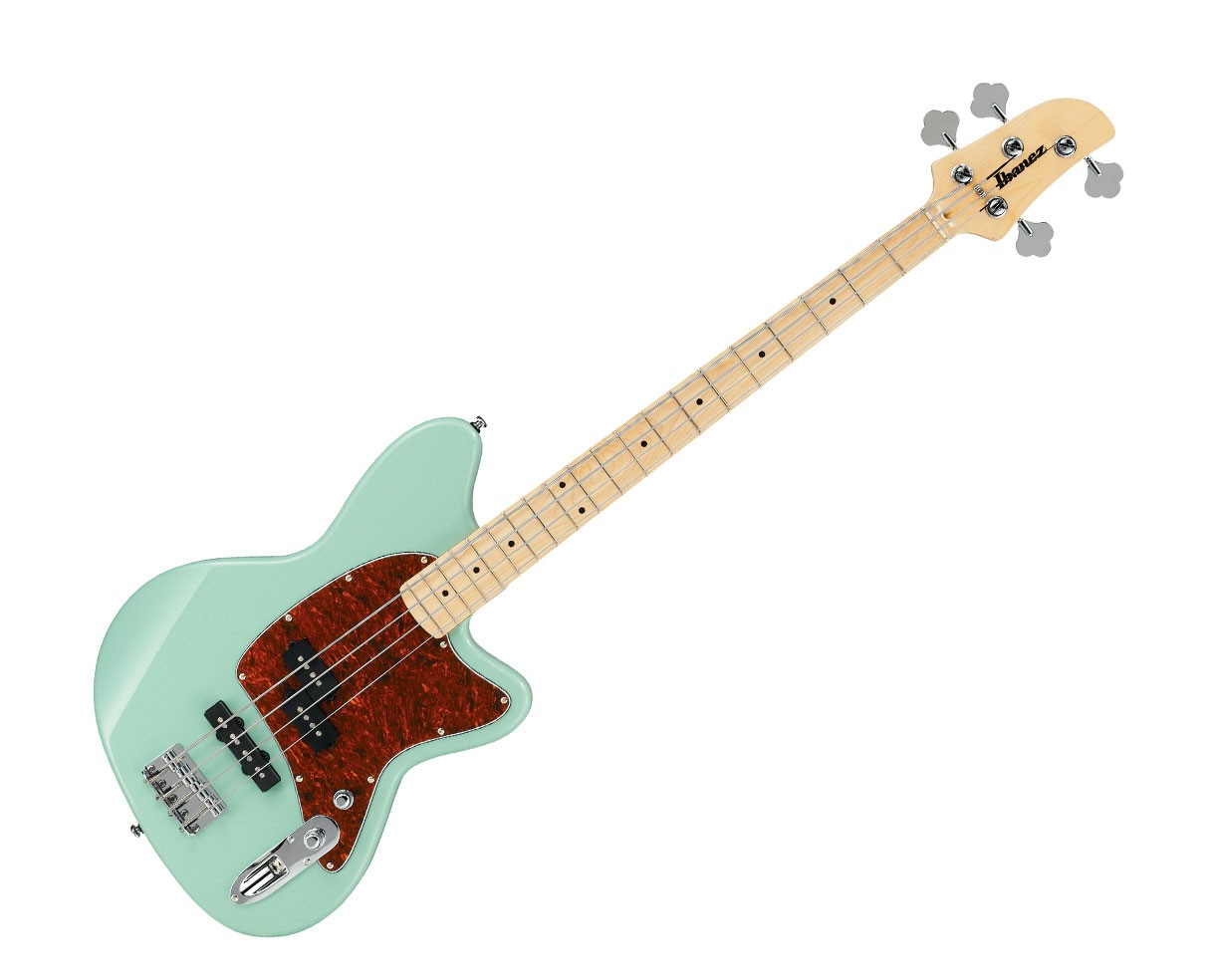 Ibanez Talman Bass Standard 4 String Electric Bass - Mint Green