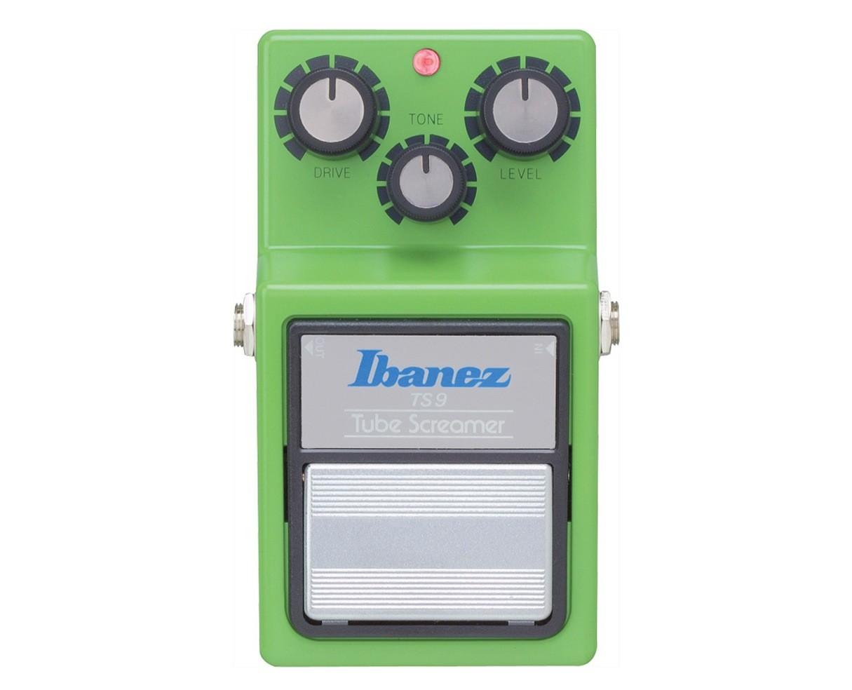 Ibanez TS9 Tube Screamer Overdrive Pedal Open Box
