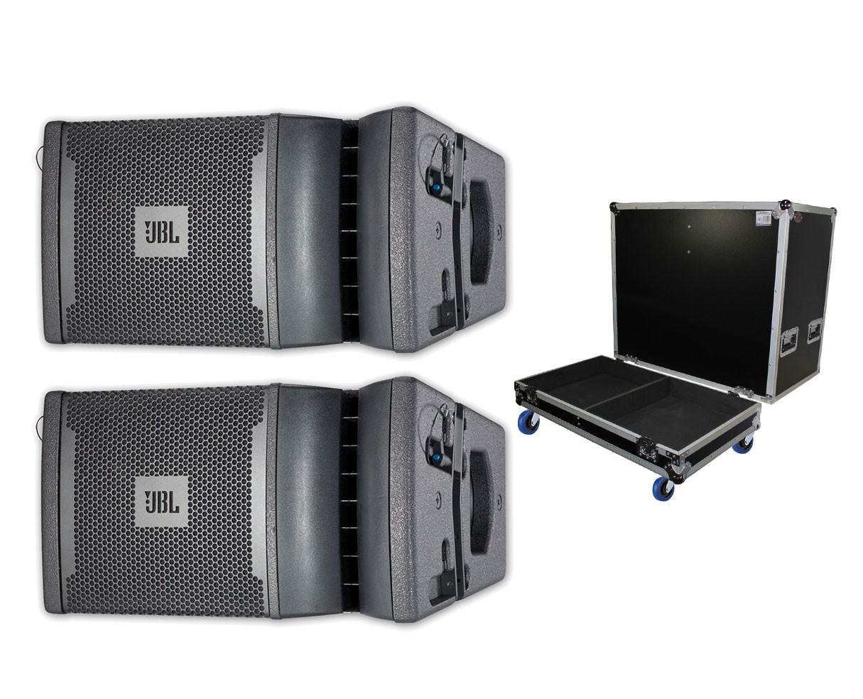 2x JBL VRX932LAP + ATA Case