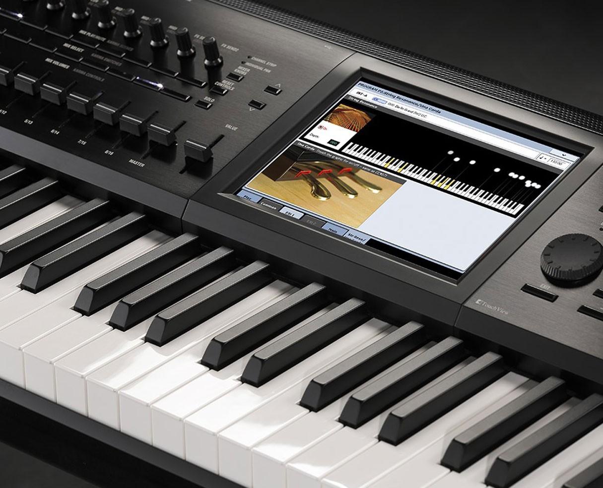 Keyboard Or Workstation : korg kronos 2 73 key synthesizer workstation keyboard ~ Hamham.info Haus und Dekorationen
