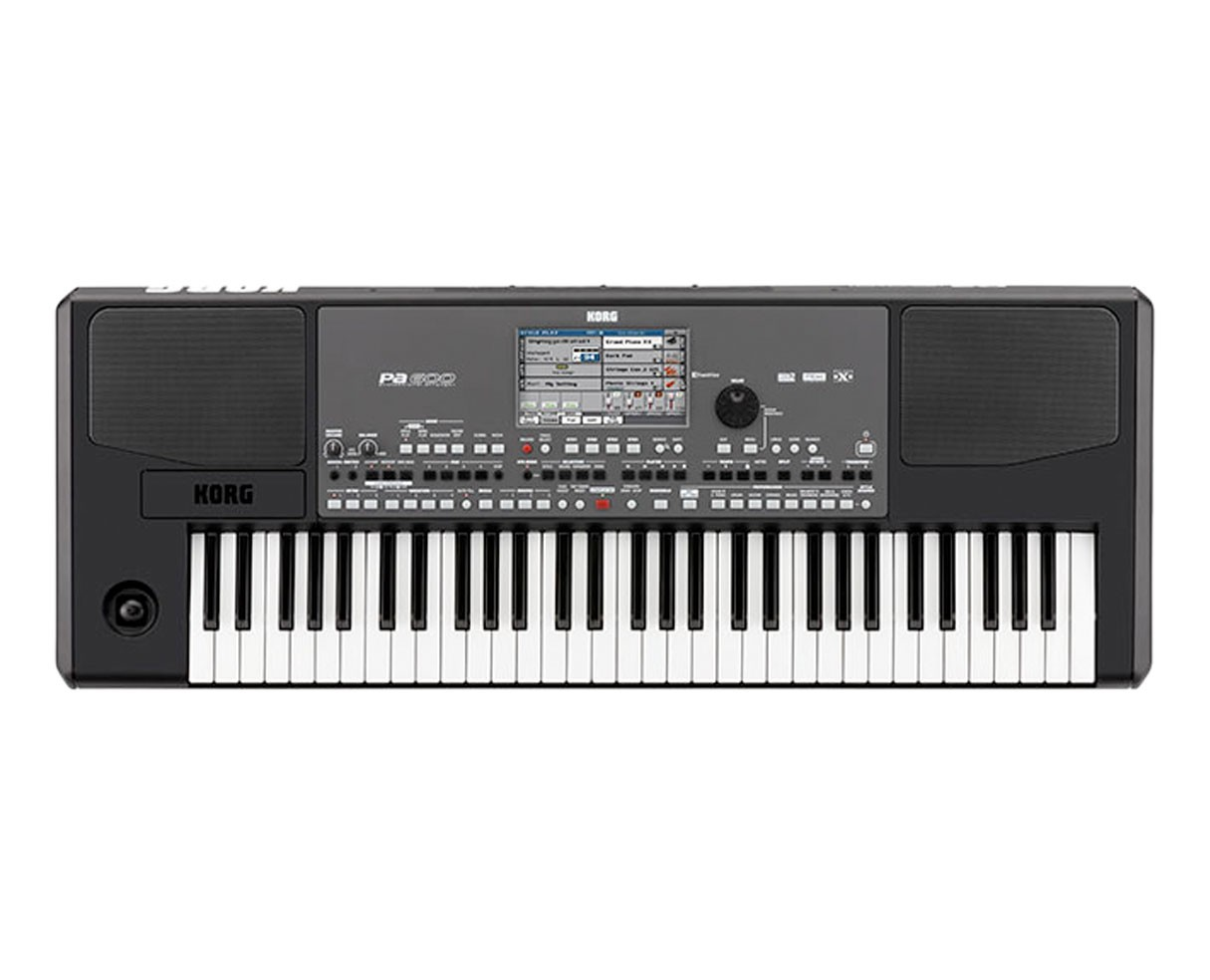 Korg PA-600 61-Key Workstation/Arranger