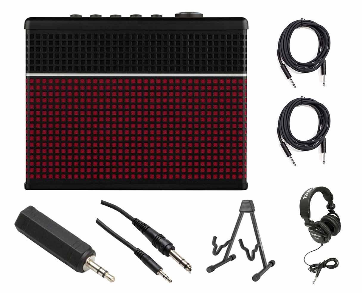 Line 6 Amplifi 30 Compact Stereo Modeling Amp Bonus Bundle