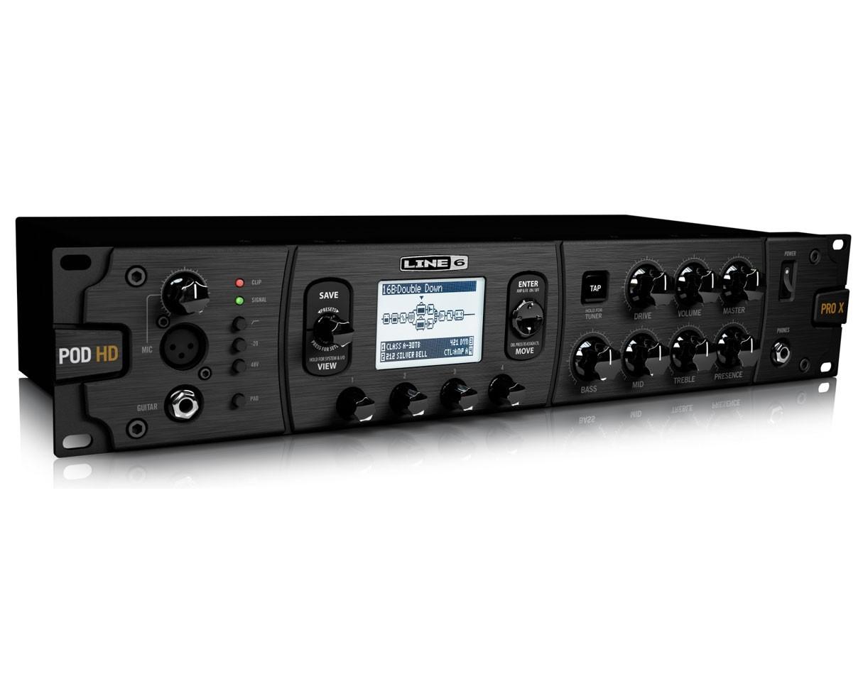 Line 6 HD Pro X