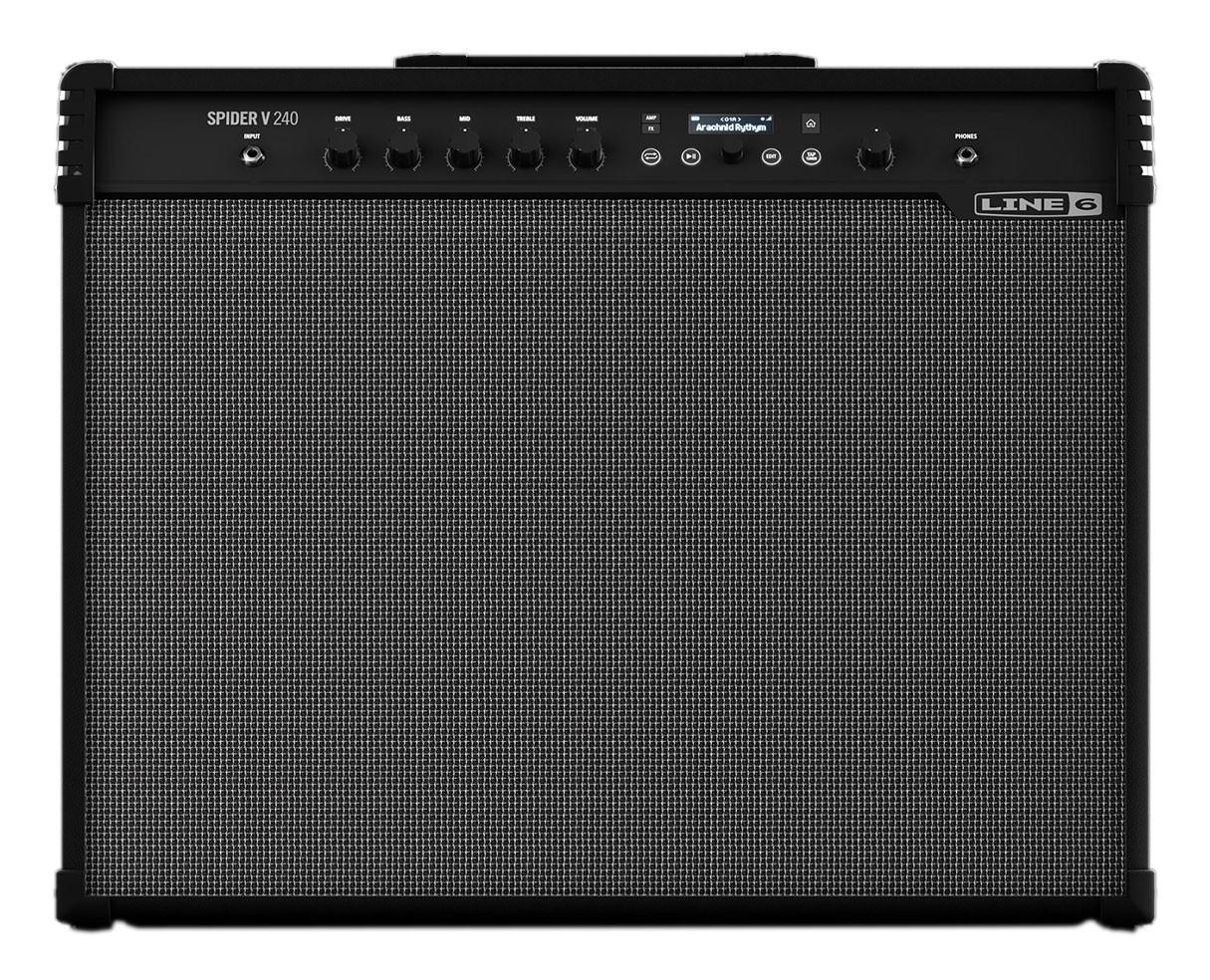 Line 6 Spider V 240 - 240 Watt Guitar Amplifier