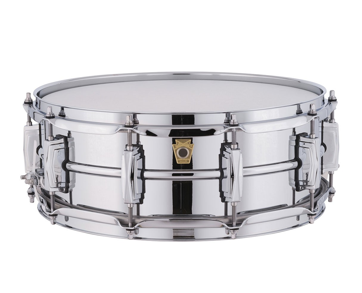 "Ludwig Supra-Phonic Snare Drum - 5""x14"""