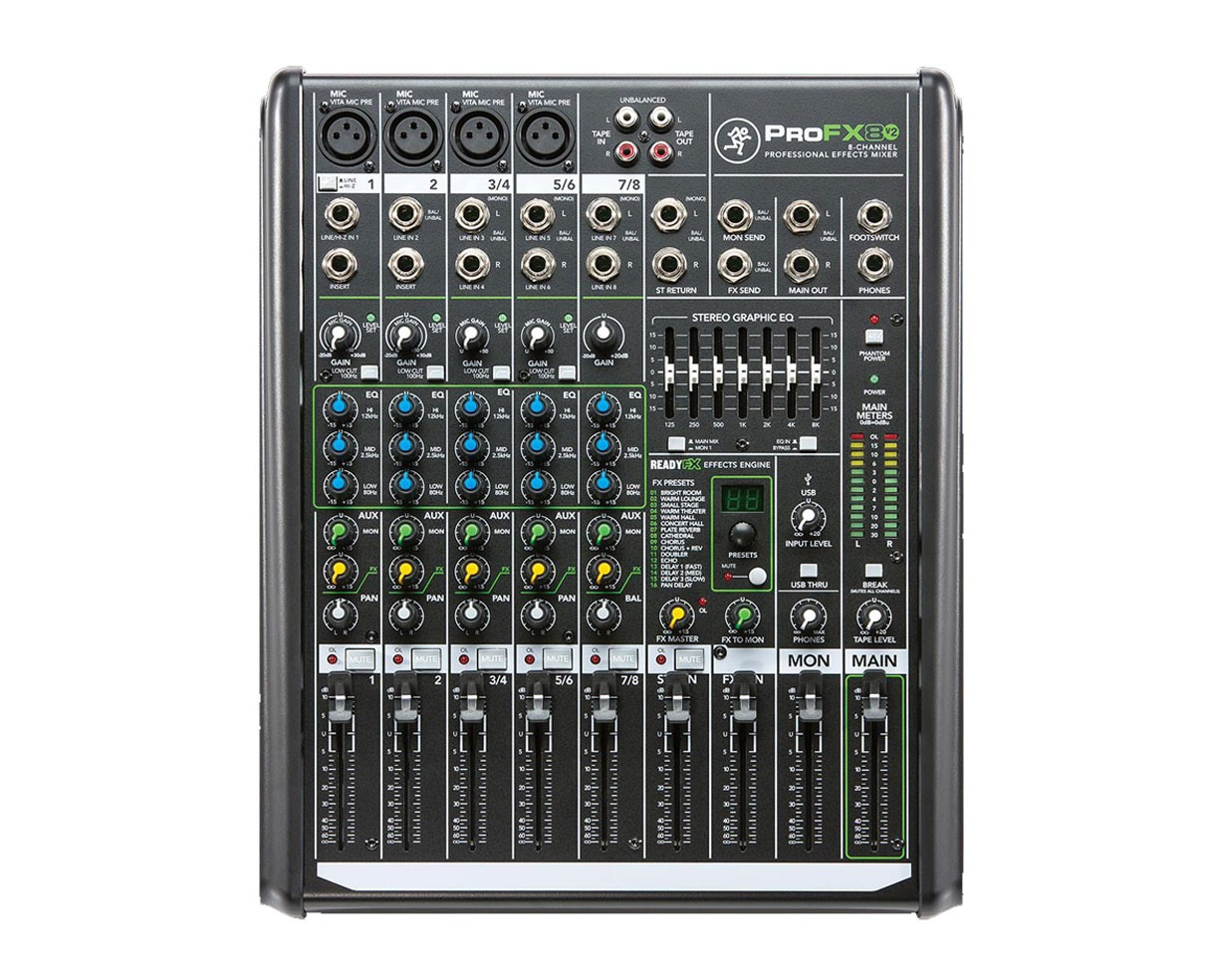 Mackie ProFX8 V2 - Used