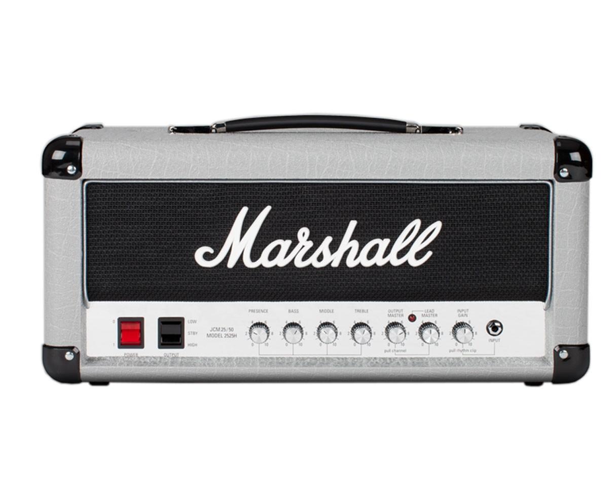 "Marshall 2525H 20W ""Mini"" Silver Jubilee Head"