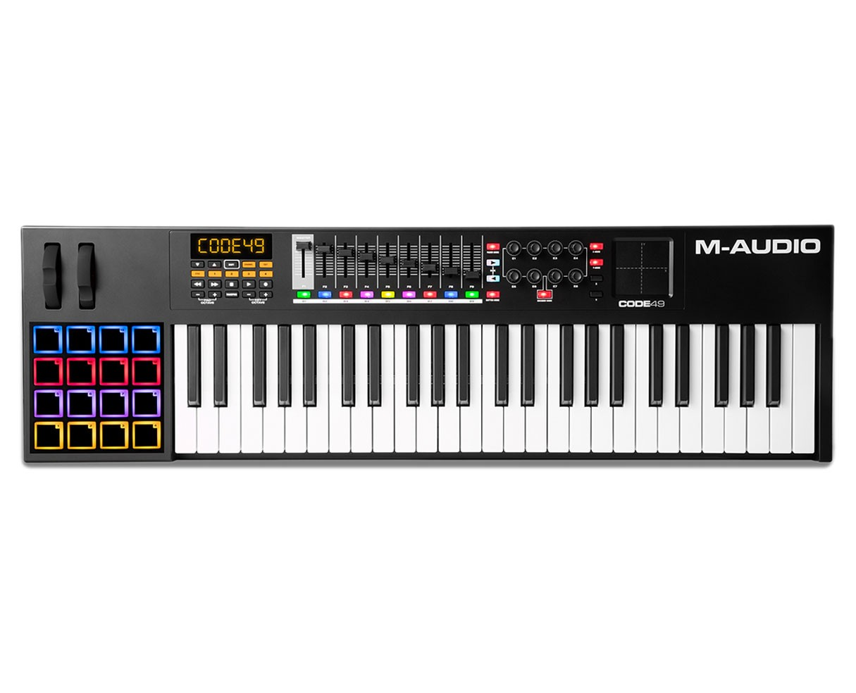 M-Audio Code 49 Black