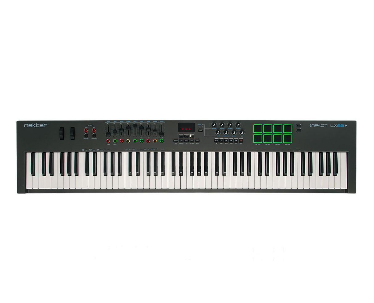 Nektar Impact LX88+ 88 Key Keyboard MIDI controller