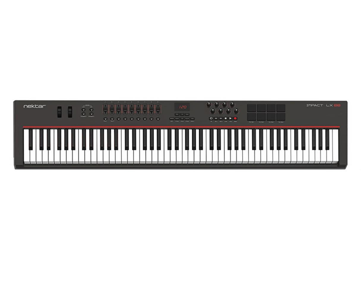 Nektar Technology LX88 88 Key controller