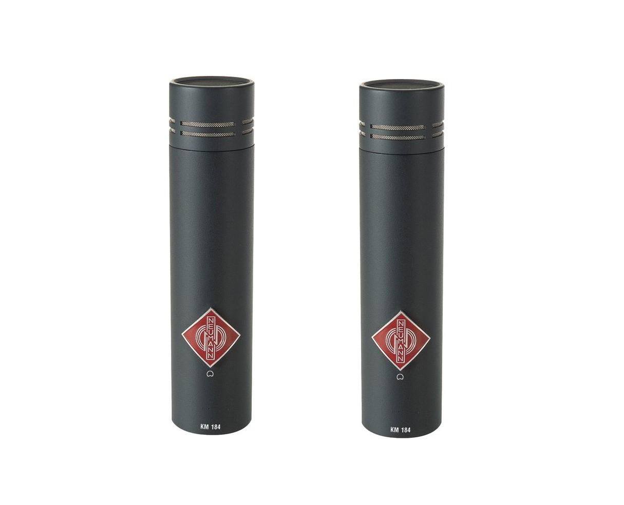 Neumann SKM184MT Stereo Microphone Pair (Black)