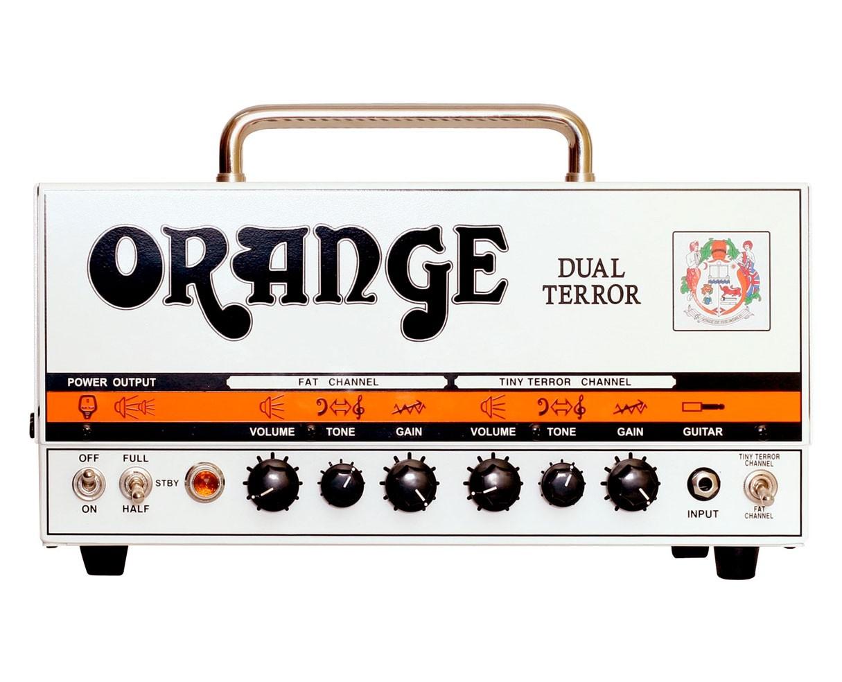 Orange Dual Terror 30W