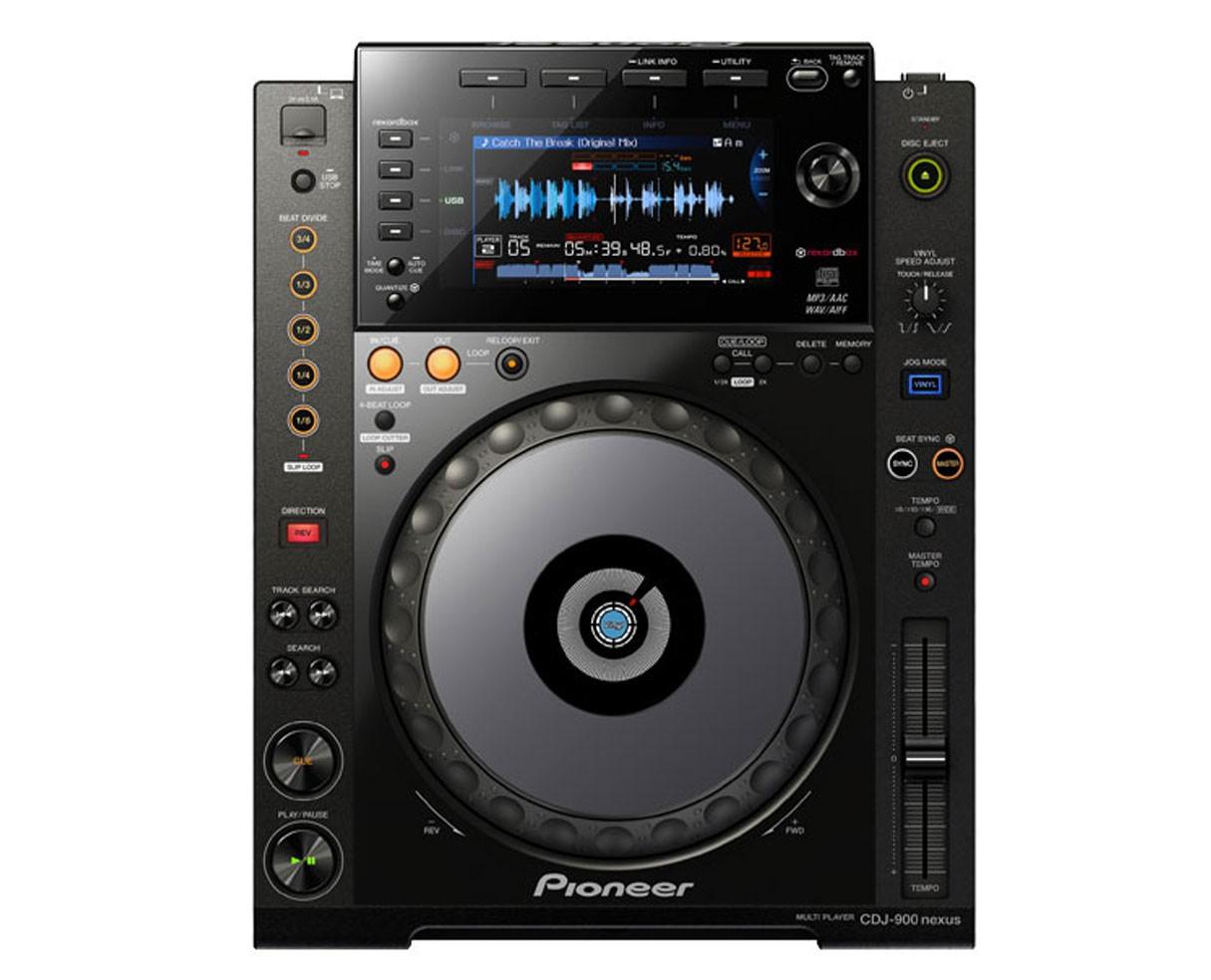 Pioneer CDJ-900NXS Professional Multi-Player