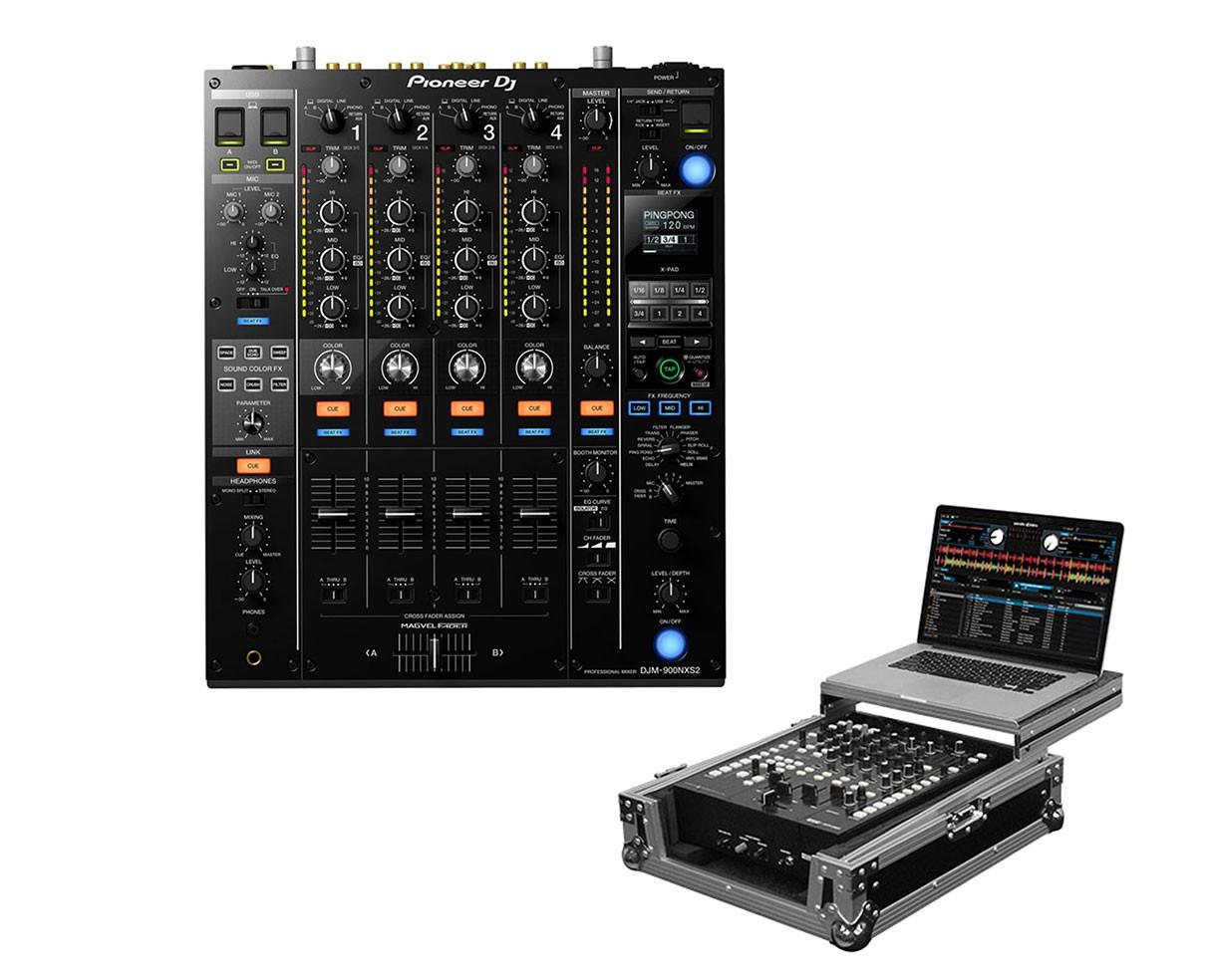 Pioneer DJM-900 Nexus + Glide Style Case