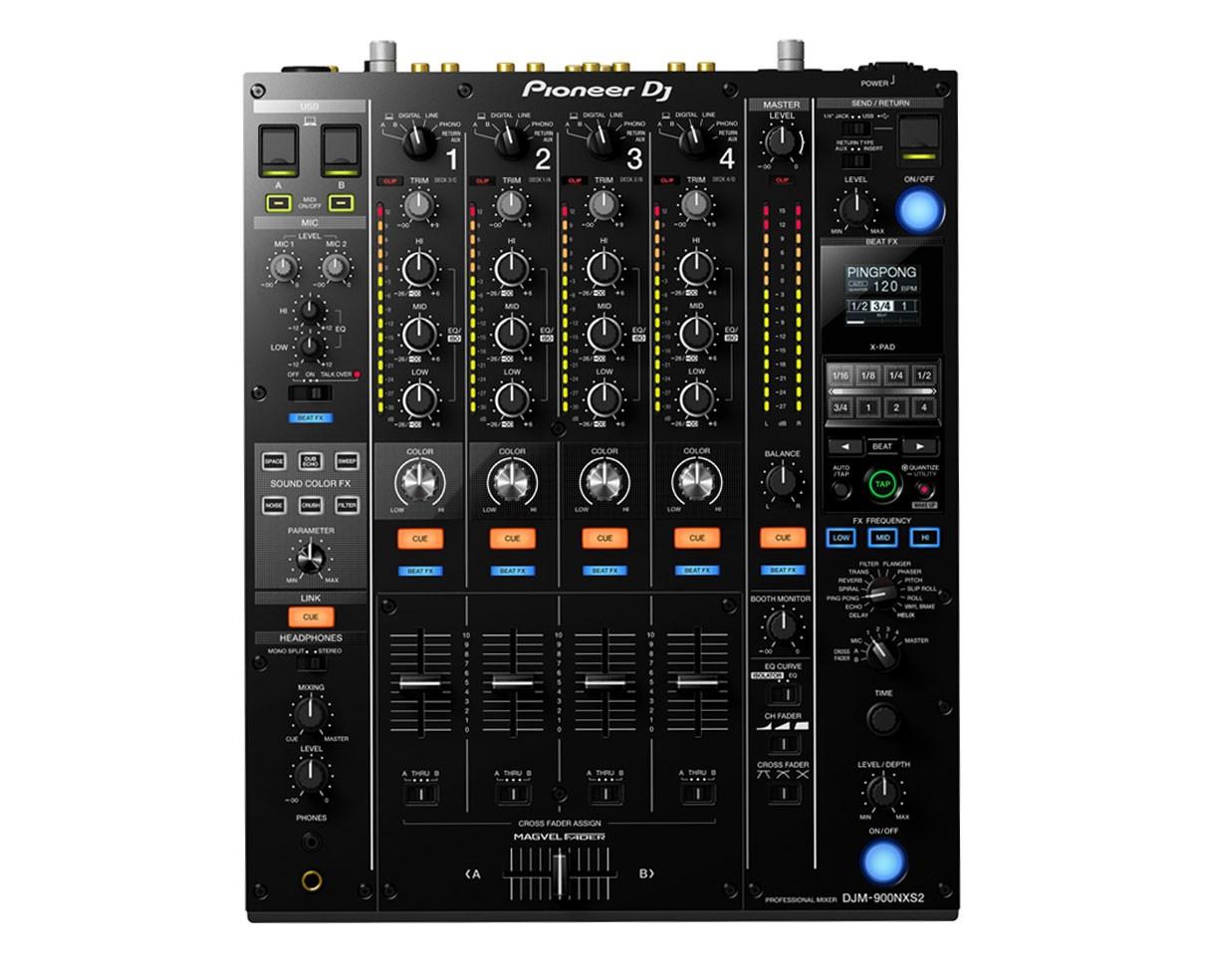 Pioneer DJM-900 Nexus Mk2